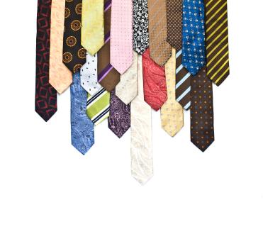 Where's My Paisley Tie?
