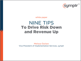 9 Tips to Drive Risk Down & Rev Up | symplr White Papers