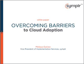 Overcoming Barriers to Cloud Adoption | symplr White Papers