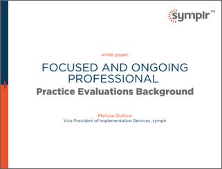 Focused Professional Practice Evals | symplr White Papers
