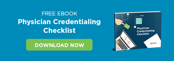 Credentialing CTA