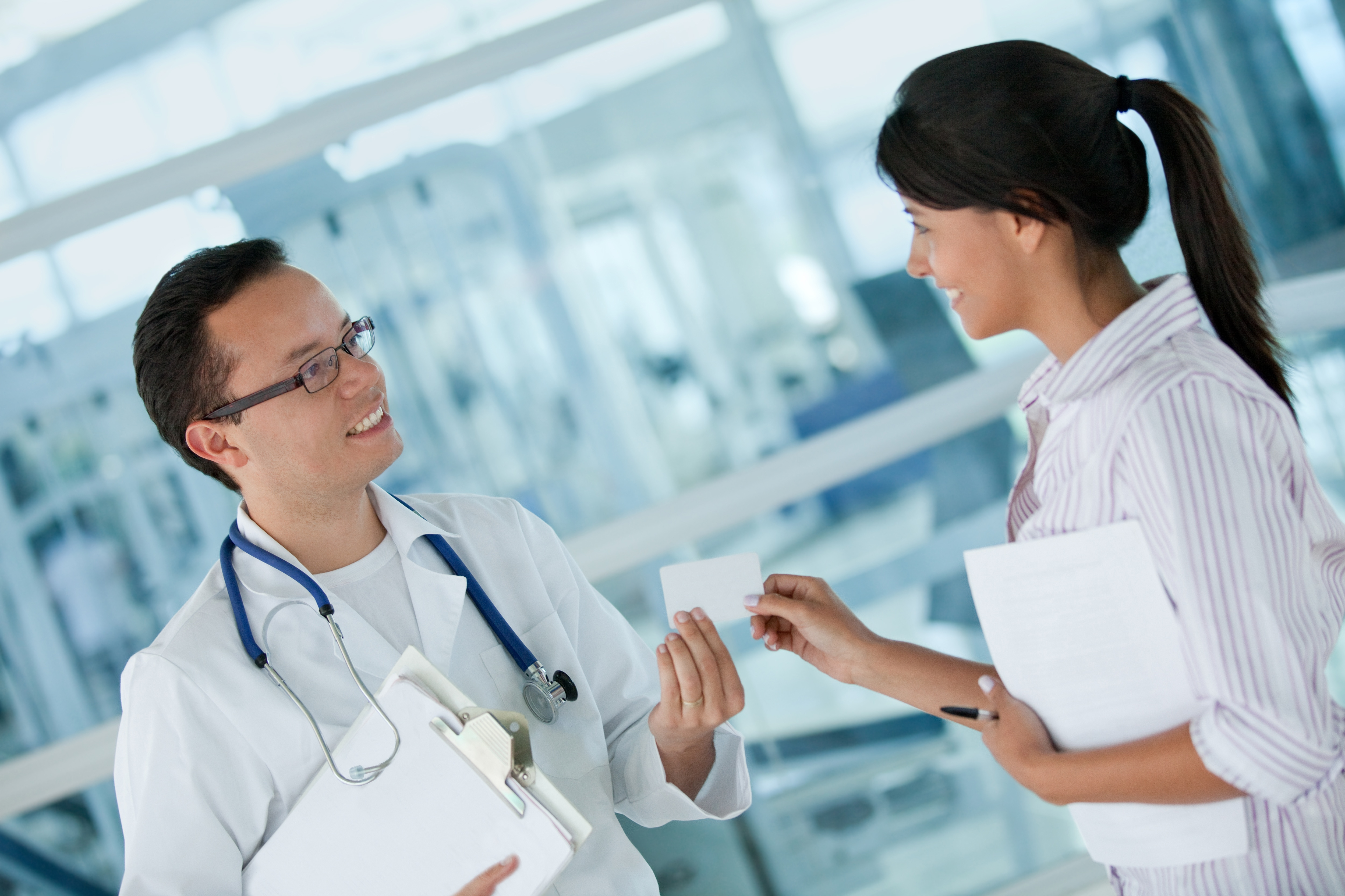 Corporate Vendor Credentialing Accounts for Healthcare Suppliers