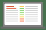 Vendor Status Dashboard Icon