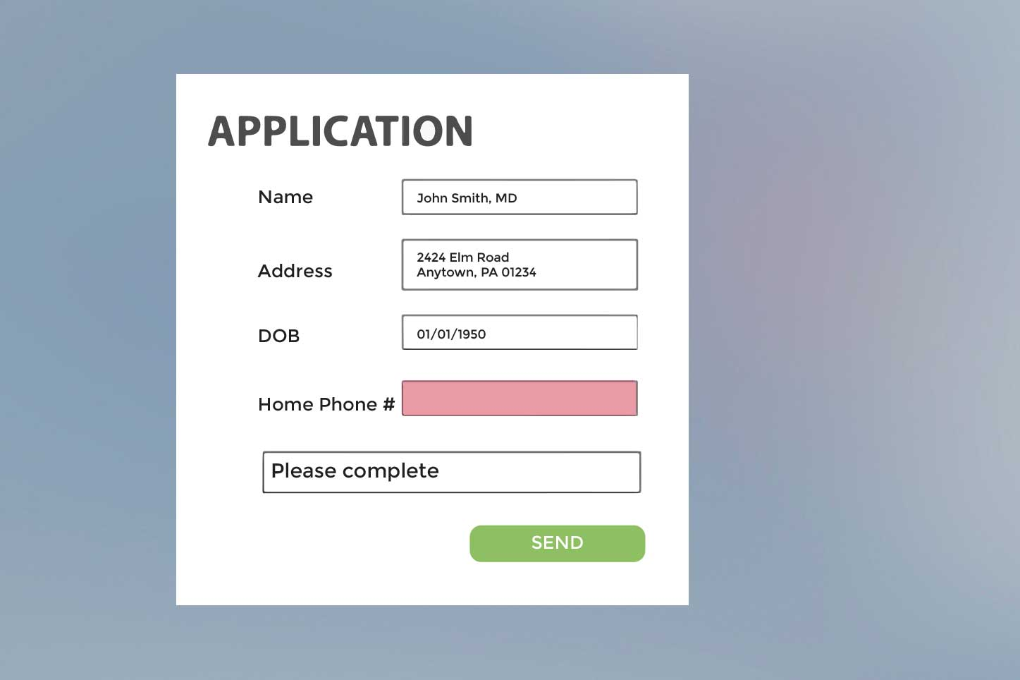 application-auto-populate