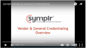 Video | Boost Safety with symplr General Credentialing