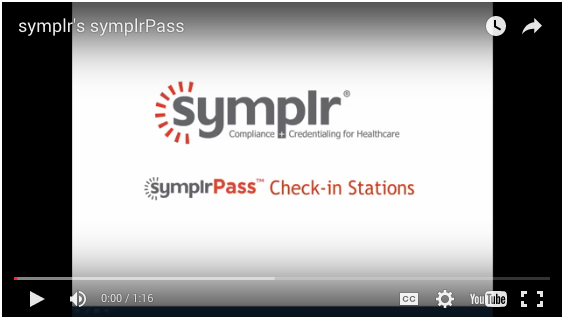 Video | symplrPass Vendor Management from symplr