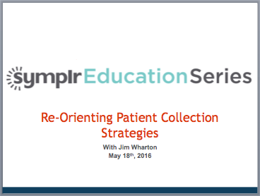 Re-Orienting Patient Collection Strategy | symplr Webcasts