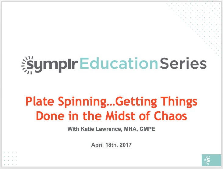 Webinar Recording | Plate Spinning MSPs: Getting Things Done in the Midst of Chaos