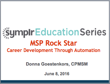 Webinar Recording | Reasons to Automate: MSP Career Development Through Automation