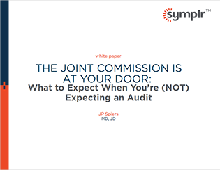 Handling an Unexpected Joint Commission Audit | symplr