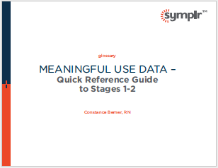 Meaningful Use Data | symplr White Papers