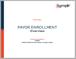 Payor Enrollment Overview | symplr White Papers