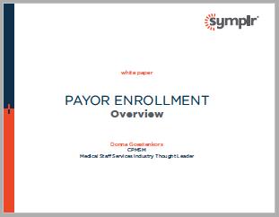 Payor Enrollment Overview