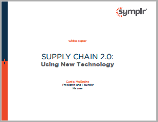 Supply Chain 2.0: Using New Technology