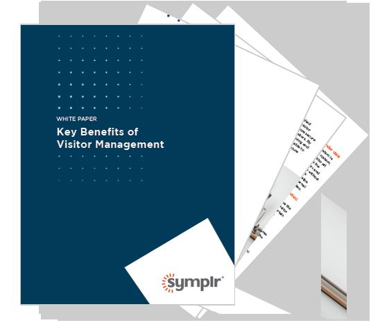 Key Benefits of  Visitor Management