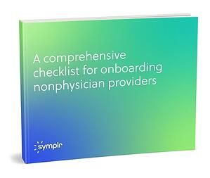 A_comprehensive_checklist_for_onboarding_nonphysician_providers