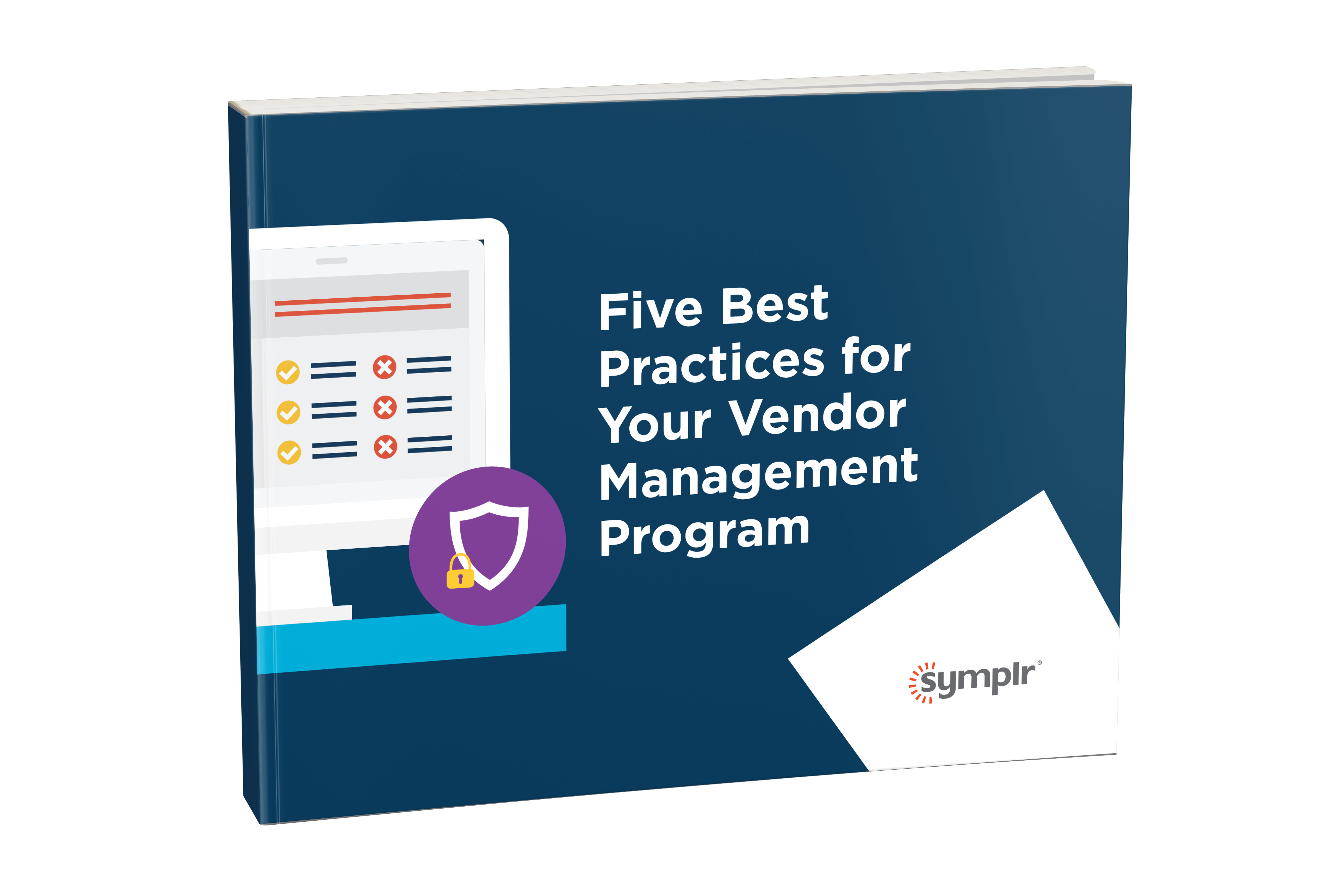 ebook_five best practices for your vendor management program