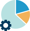 outcomes analytics icon