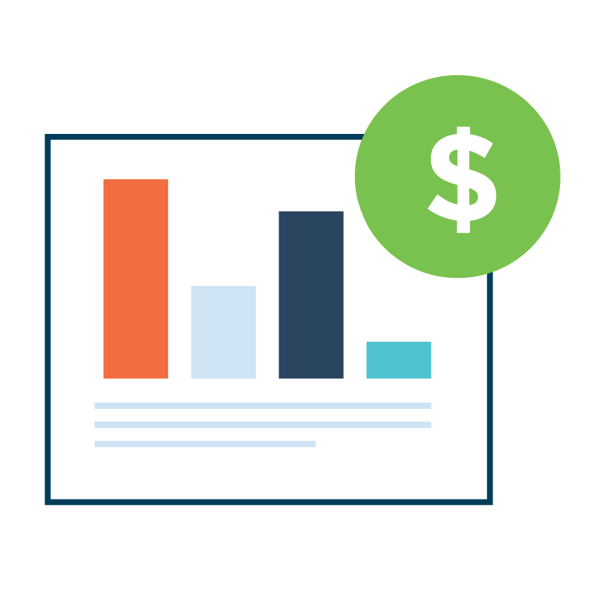 Streamline Costs Icon