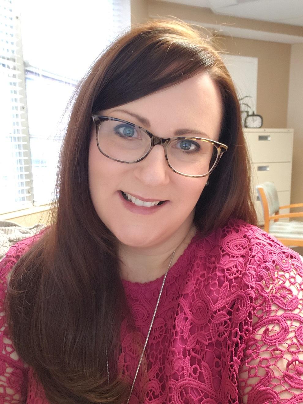 Headshot photo of Cheryl Rasbach, MBA, CHC, CPC-P