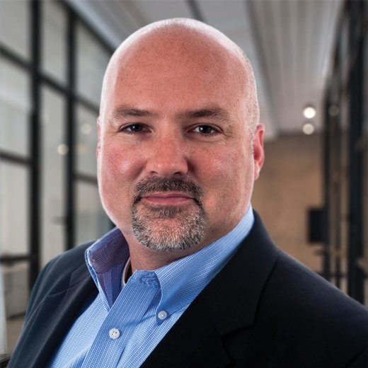 Headshot of Brian Fugere, symplr Chief Product Officer (CPO)