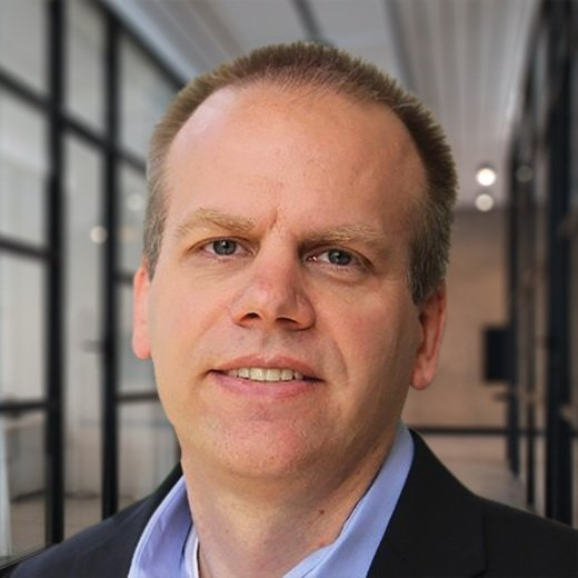 Headshot of Jeffrey Peterson, symplr Chief Technology Officer (CTO)