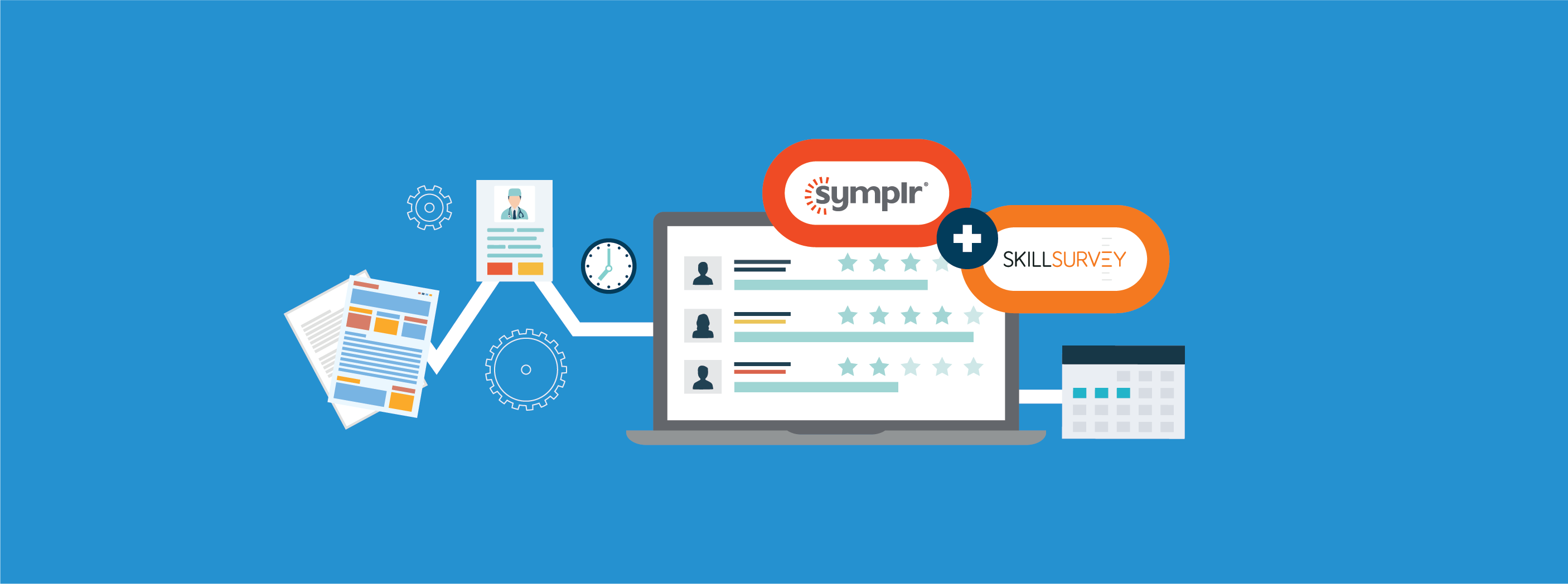 symplr Automates Peer Referencing Through Integration of SkillSurvey, IntelliCred